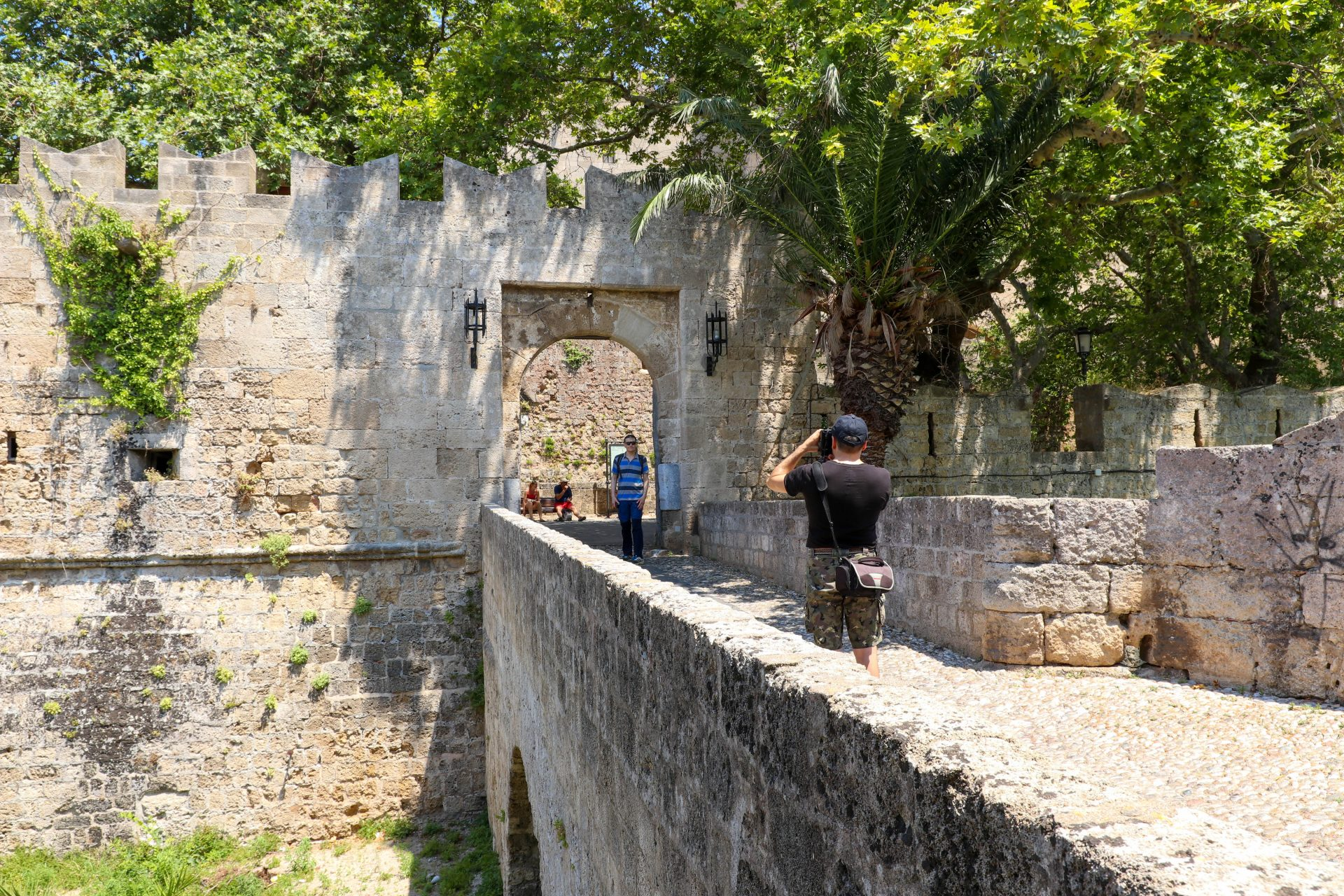 Rhodes Old Town Private Tour