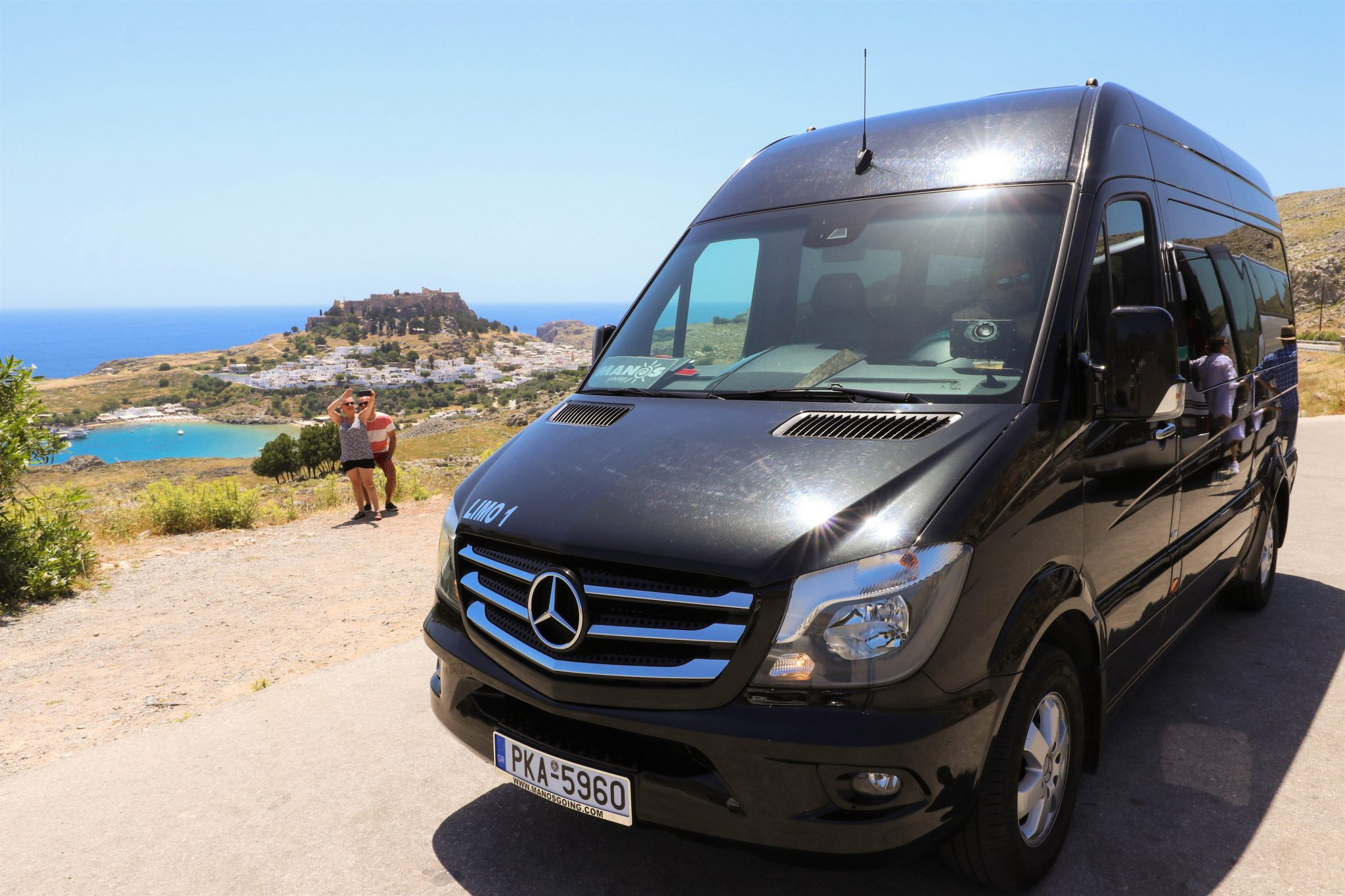 Private tours in Rhodes Lindos