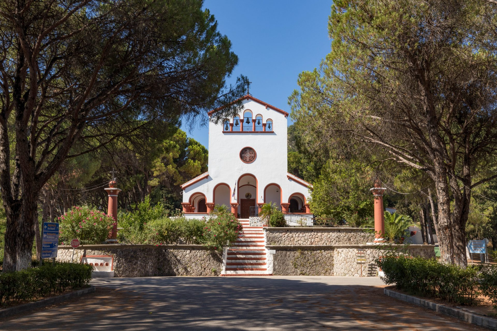 Rhodes Island | Eleousa | Manos Going Excursions and Private Tours