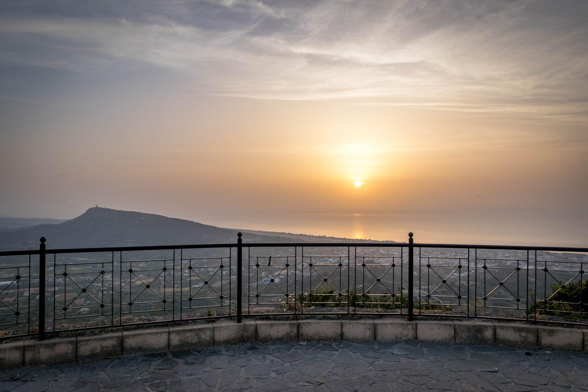 Rhodes Island | Filerimos Monastery | Manos Going