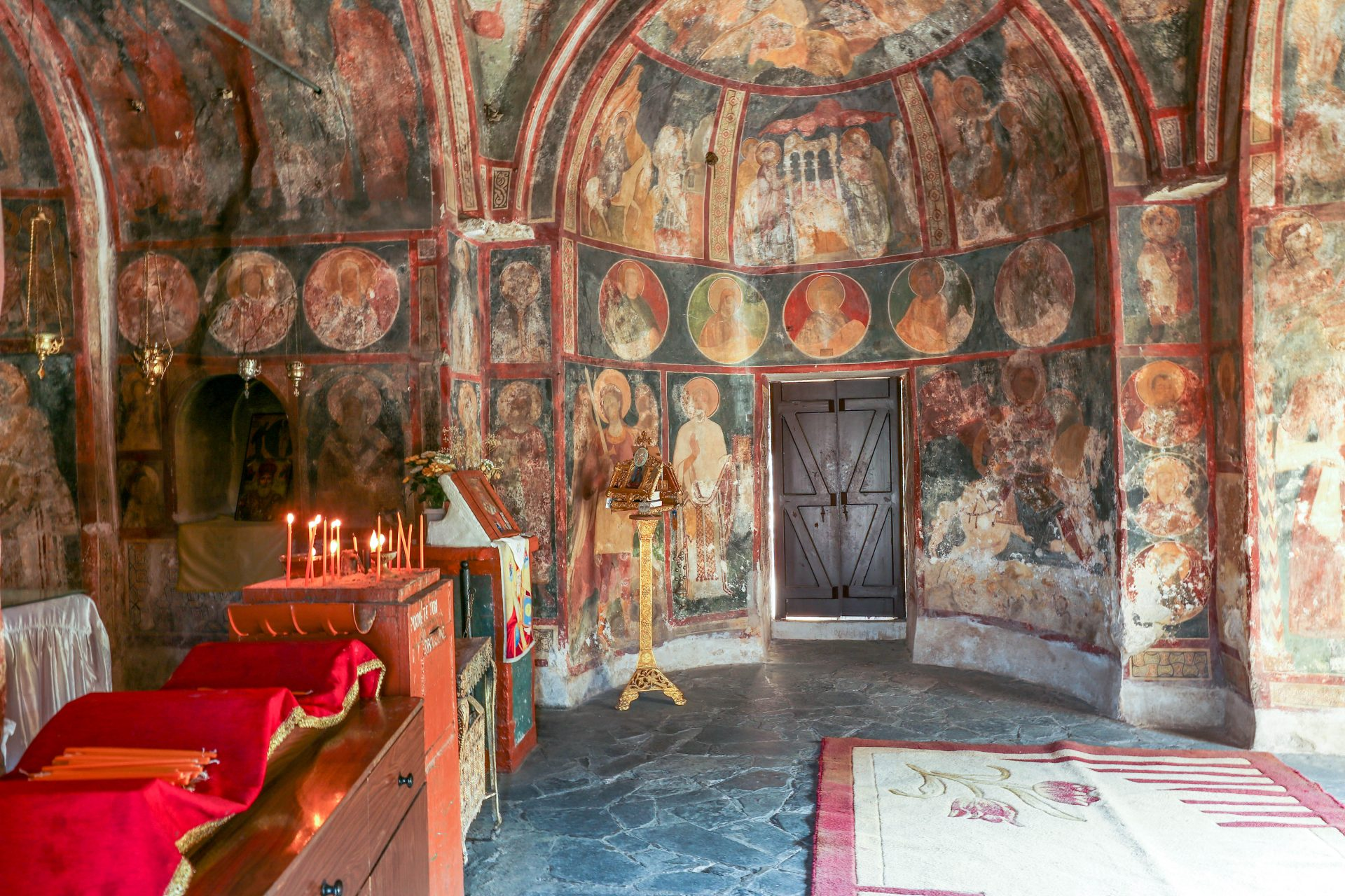 St. Nikolaos Foundoukli | Rhodes | Manos Going Excursions and Private Tours